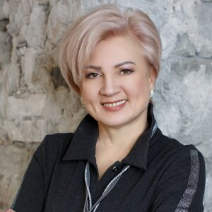 Galina Timonina