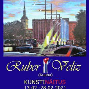 Выставка Рубера Велиза (Куба)